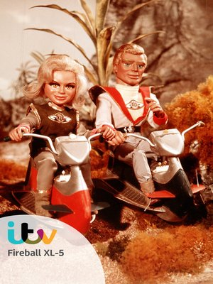 cover image of Fireball XL-5, Space City Special