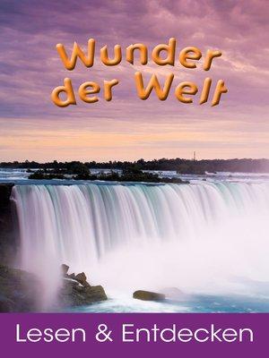 cover image of Wunder der Welt