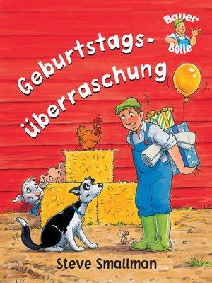 cover image of Bauer Bolle: Geburtstagsüberraschung