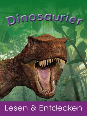 cover image of Dinosaurier