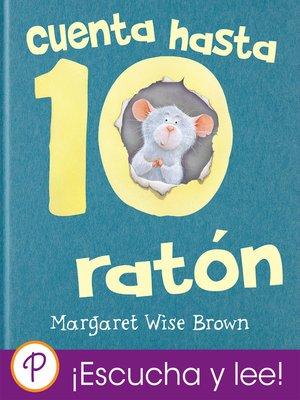 cover image of Cuenta hasta 10 con el ráton