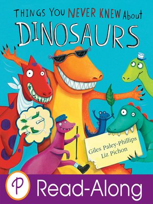 cover image of Things You Never Knew About Dinosaurs