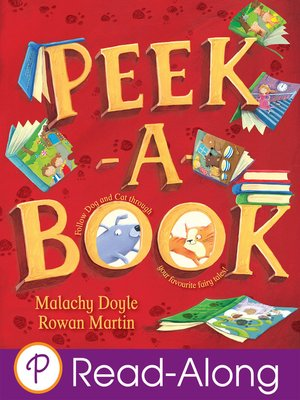 cover image of Peek-a-Book