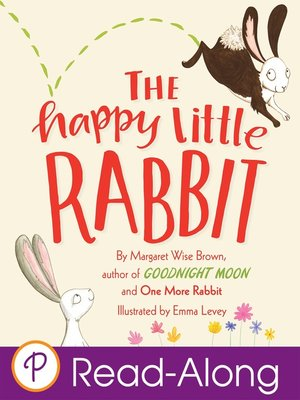 cover image of The Happy Little Rabbit