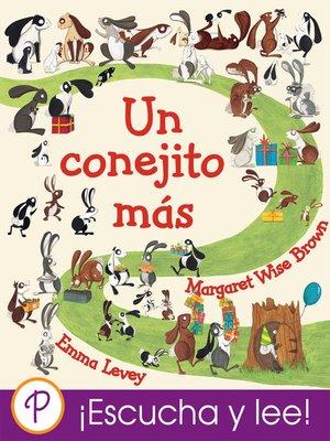 cover image of Un conejito más