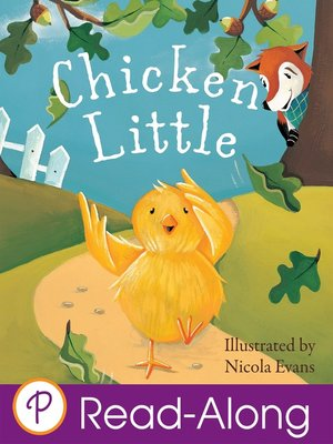 cover image of Chicken Little