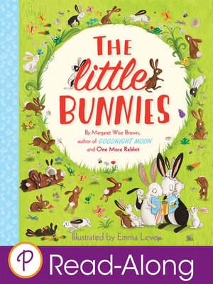 cover image of The Little Bunnies