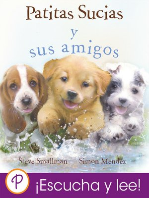 cover image of Patitas Sucias y sus amigos