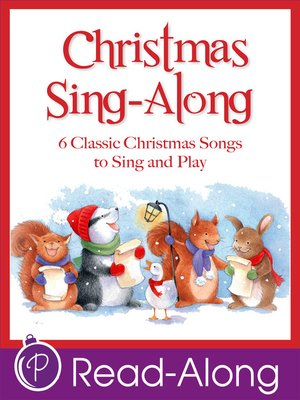 cover image of Christmas Sing-Along