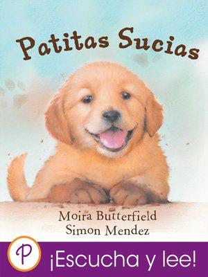 cover image of Patitas Sucias