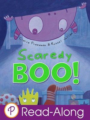 cover image of Scaredy Boo!