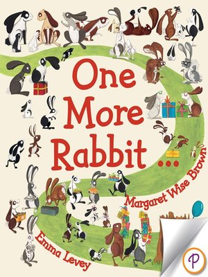 cover image of One More Rabbit