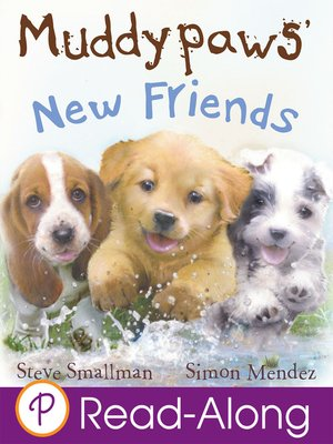 cover image of Muddypaws' New Friends