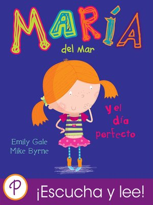 cover image of MARÍA del Mar y el día perfecto