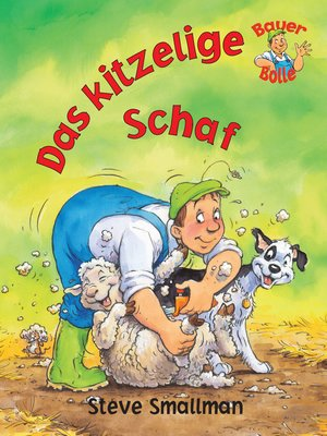 cover image of Bauer Bolle: Das kitzelige Schaf