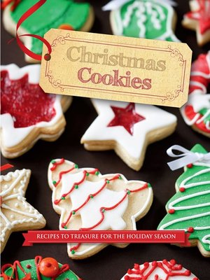 cover image of Christmas Cookies