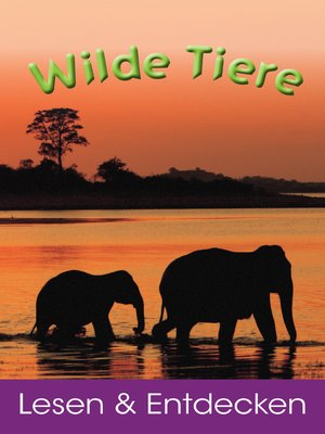 cover image of Wilde Tiere