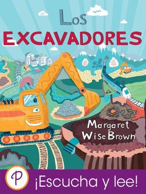 cover image of Los excavadores