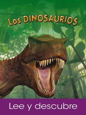 cover image of Los Dinosaurios