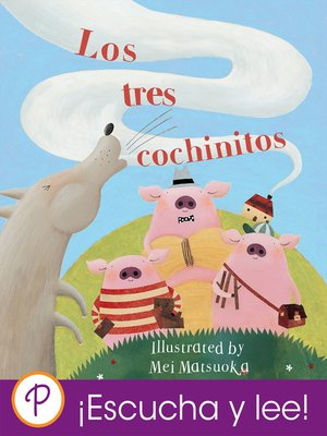 cover image of Los tres cochinitios