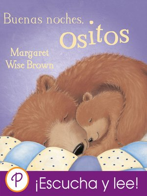 cover image of Buenas noches, ositos