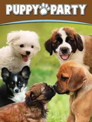 cover image of Puppy Party