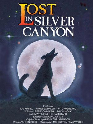 cover image of Lost in Silver Canyon