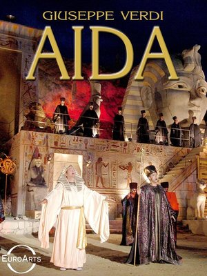 cover image of Giuseppe Verdi: Aida