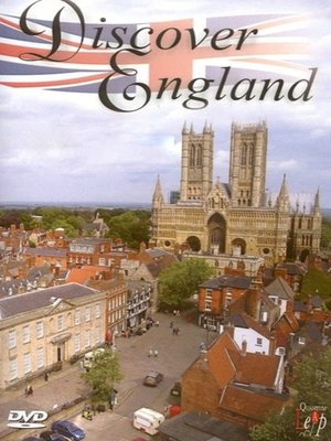 cover image of Discover England, Cheshire