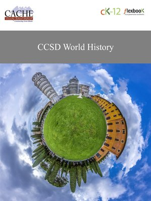 cover image of CCSD World History