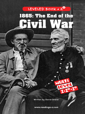 cover image of 1865: The End of the Civil War