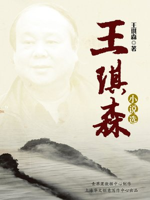 cover image of 王琪森小说选