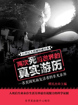 cover image of 两次死后世界的真实游历