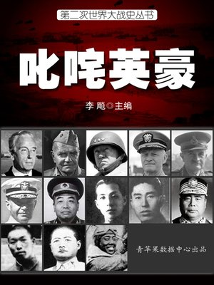 cover image of 叱咤英豪