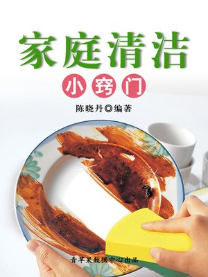 cover image of 家庭清洁小窍门