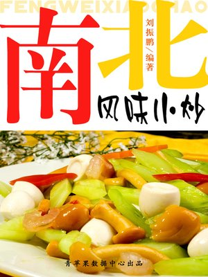 cover image of 南北风味小炒