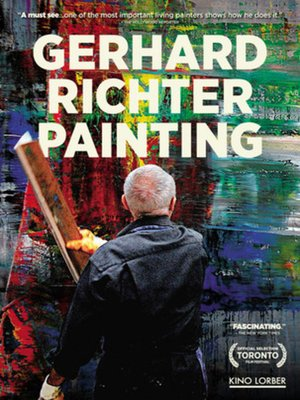 cover image of Gerhard Richter Painting