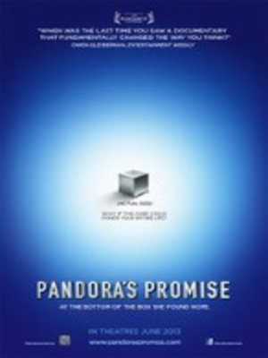 cover image of Pandora's Promise