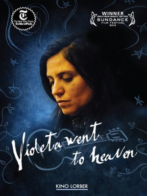 cover image of Violeta Went to Heaven