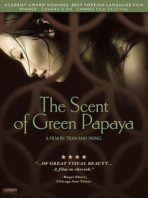 cover image of Scent of Green Papaya