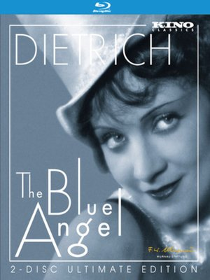 cover image of The Blue Angel