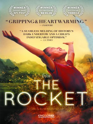 cover image of The Rocket