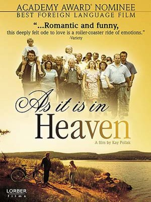 cover image of As It Is in Heaven