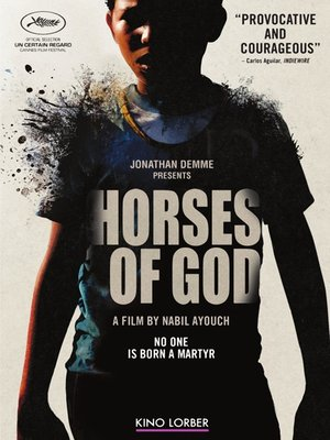 cover image of Horses of God