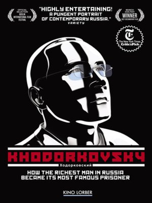 cover image of Khodorkovsky