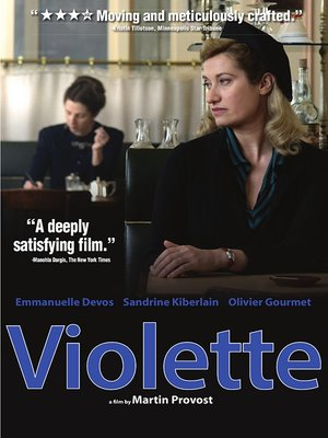 cover image of Violette