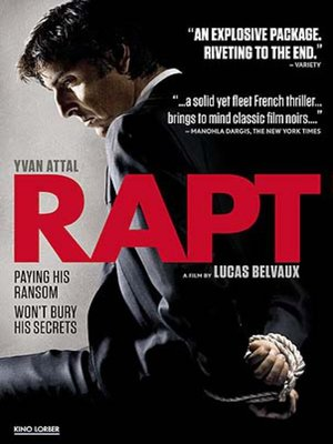 cover image of Rapt
