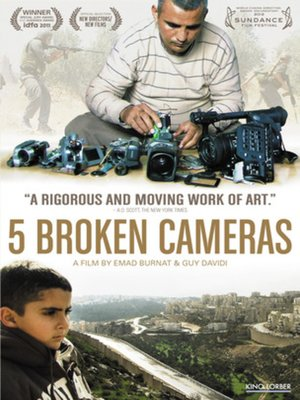 cover image of 5 Broken Cameras