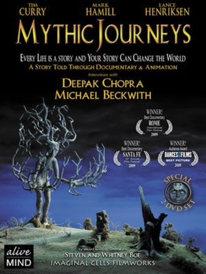 cover image of Mythic Journeys