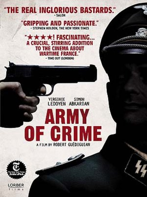 cover image of Army of Crime